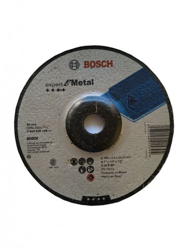 Disco Desbaste 180X6,4Mm Gr24 Furo 22,23