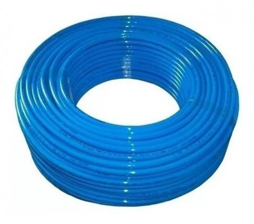 (R$/Mt) Tubo Pu Reto 6Mm Azul